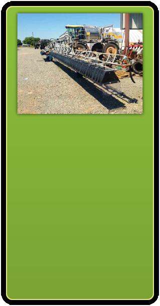 John Deere Sprayer >> Cajun Ag | In Furrow Applications